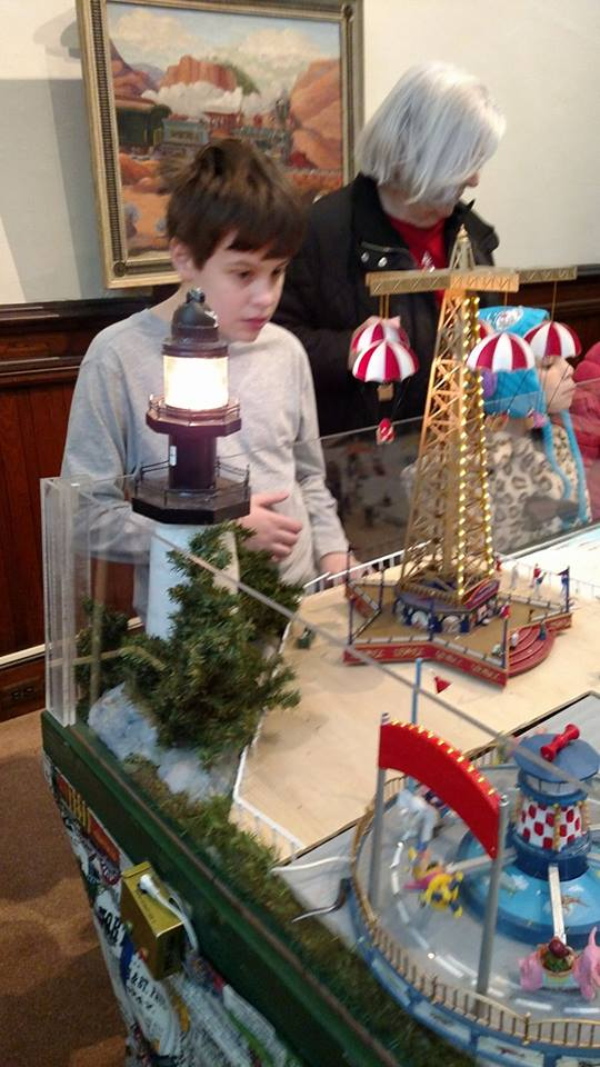 Barron Arts Center's Holiday Model Train Show 2017